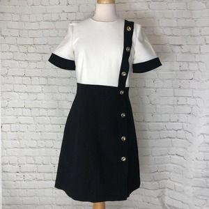 Size 8 Judith & Charles Kristy Dress NWOT A-Line